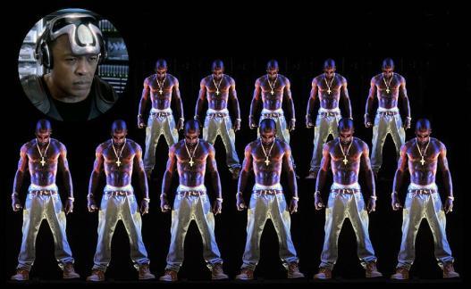 tupac army