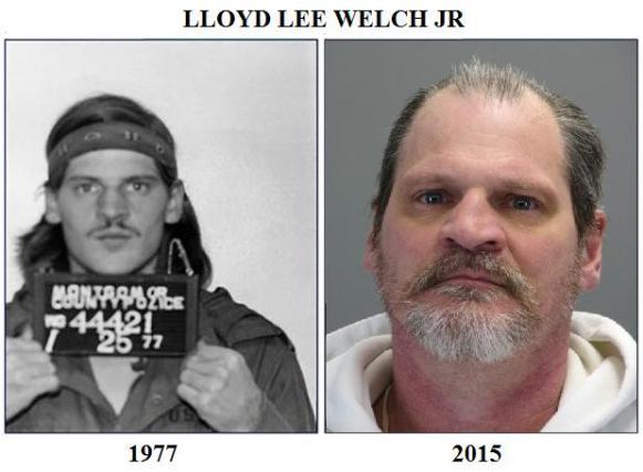 Lloyd Lee Welch