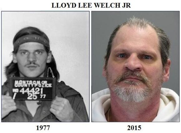 Lloyd Lee Welch