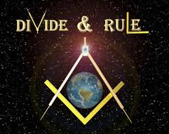 MASONS - DIVIDE AND RULE