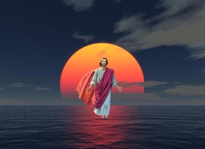 jesus sun 4