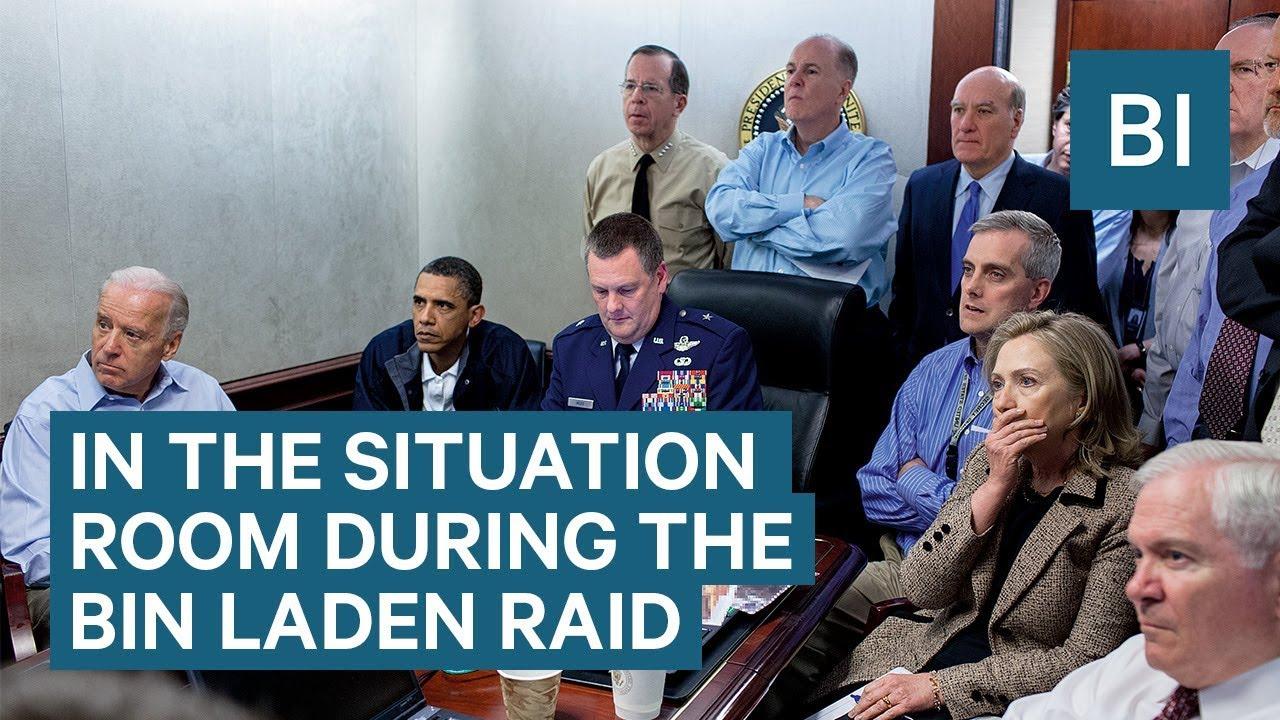 bin laden raid
