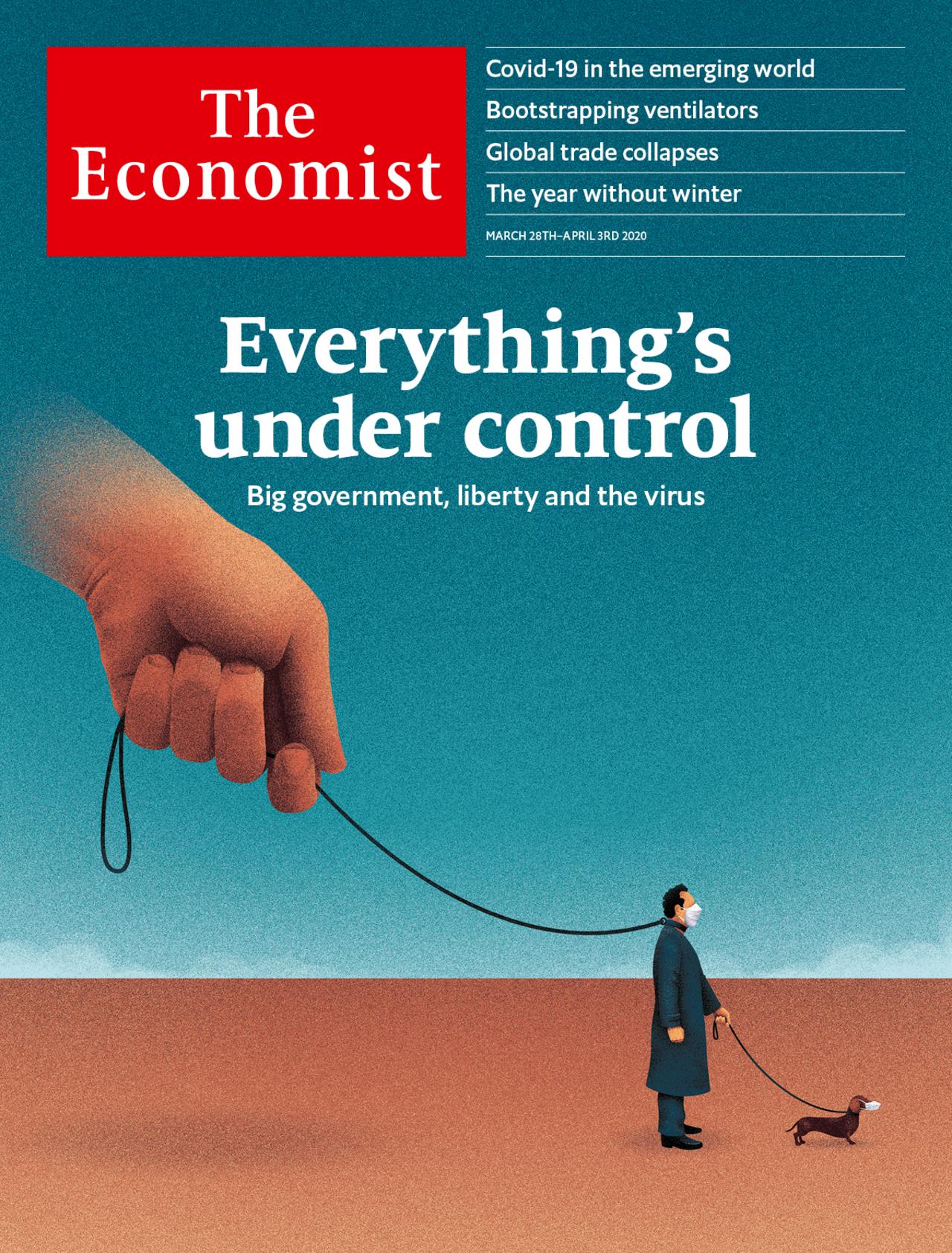 economist march