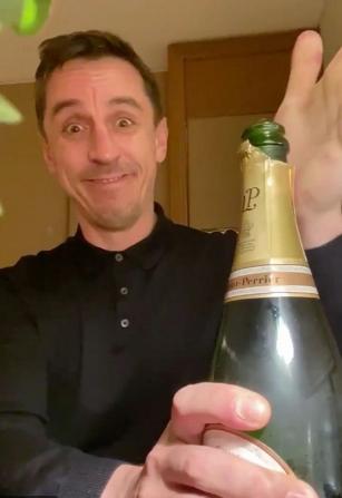 neville champagne