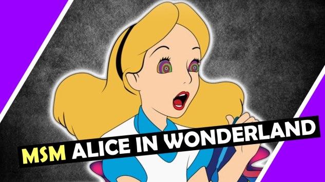 alice in wonderland technique