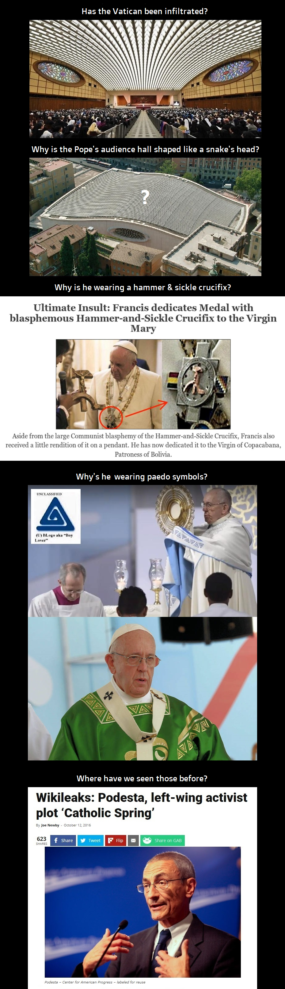 is the pope a catholic1
