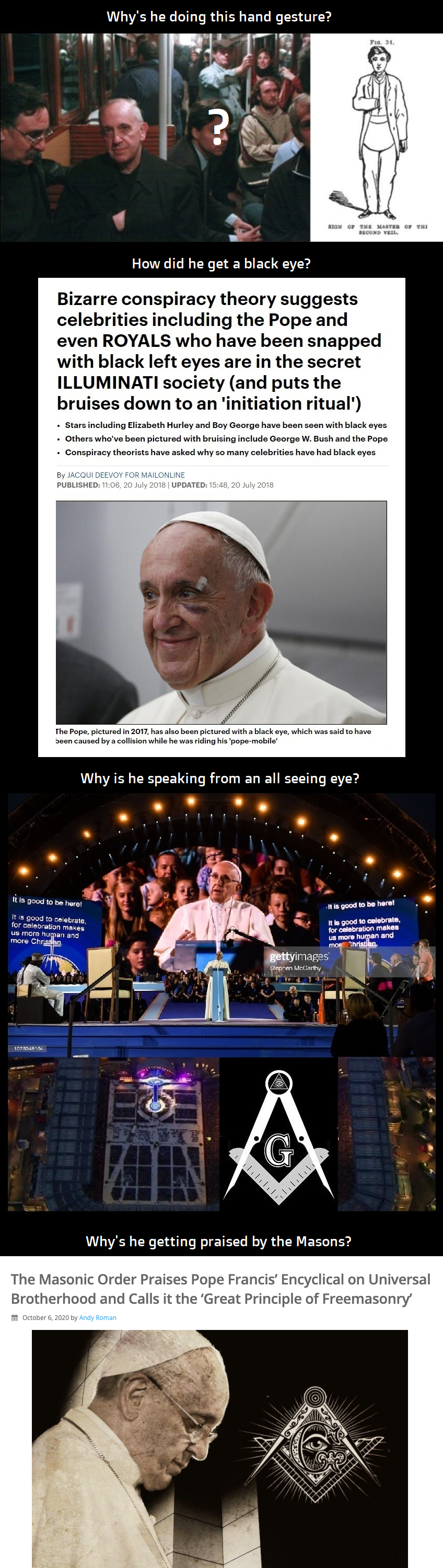 is the pope a catholic2